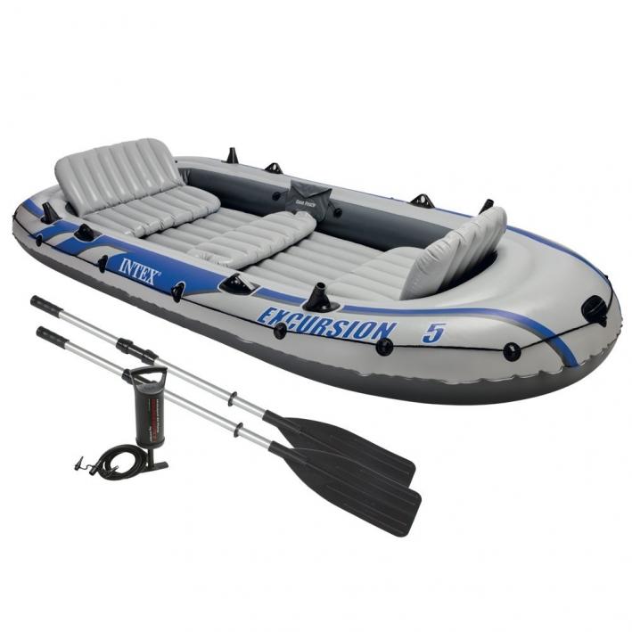 Schlauchboot Excursion 5